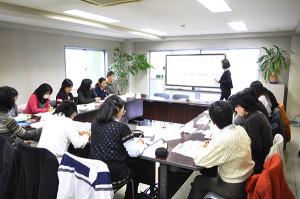 ハングル(入門)と韓国文化紹介講座