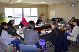 外国人女性の会